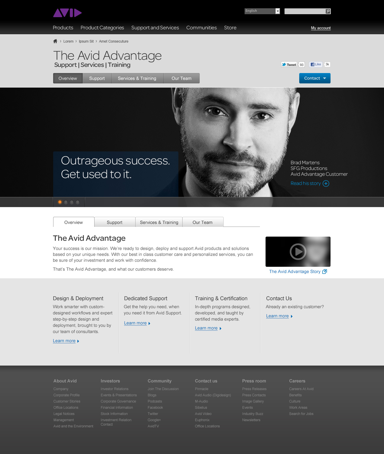 01_Avid-Services---overview-page